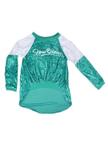 Puledro Sweatshirt Yeşil